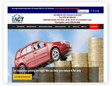 1Act DUI, & Defensive Driving School