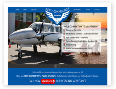 Aero Connection Air Charters