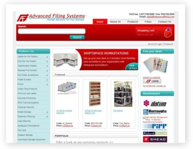 Advanced Filing Systems