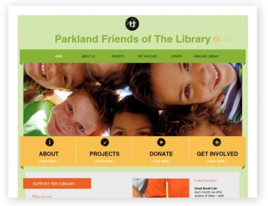 Parkland Friends of the Library, Inc.