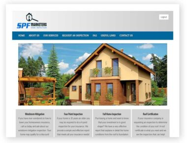 SPF Marketers Home Inspection