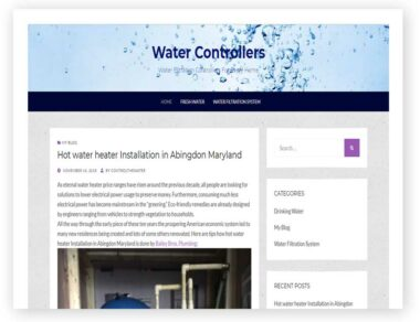 Water Controllers of Florida